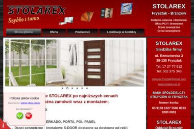 STOLAREX - Drzwi Brzozów