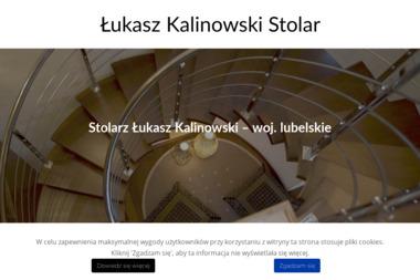 """Łukasz Kalinowski """"""""Stolar"""""""" - Meble na wymiar Parczew"""