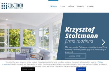 STOLTMANN Firma Rodzinna - Okna Brusy
