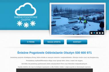 Odśnieżanie Olsztyn - śnieżne pogotowie - Odśnieżanie Olsztyn