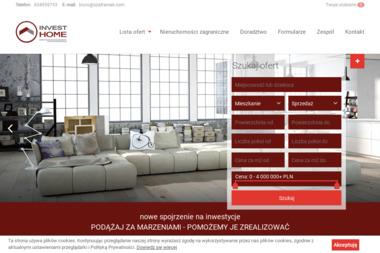 Invest Home Nieruchomości Szafraniak - Domy Września