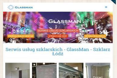 GlassMan - Szklenie Łódź
