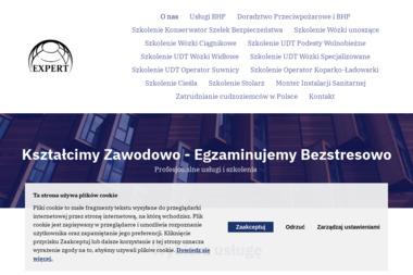 Centrum Usług i Szkoleń EXPERT - Recertyfikacja Kpp Legnica