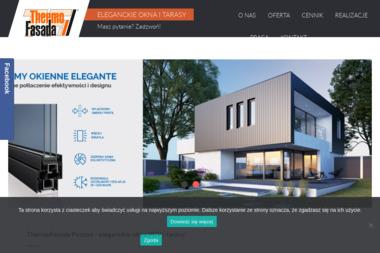 THERMOFASADA - Okna Drewniane Poznań