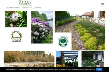 Tilia Ogrody - Projektowanie ogrodów Wieluń