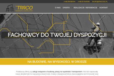 TRACO Transport & Construction - Usługi Wysokościowe Gdynia
