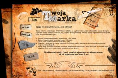 TWOJA MARKA - Strony WWW Rabka-Zdrój