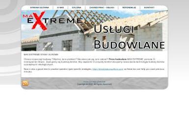 RYNBUD Ryszard Cieloszczyk - Murowanie ścian Barczewo