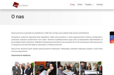 W23 Architekci - Aranżacje Mieszkań Jasło