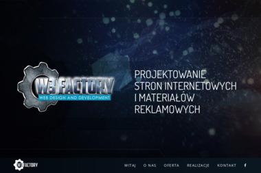 W3 FACTORY MARCIN WIŚNIEWSKI - Strony WWW Inowrocław
