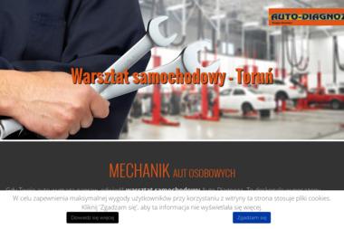 Auto-Diagnoza - Mechanik Toruń