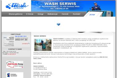 WASH SERWIS - Sprzątanie Biur Stalowa Wola