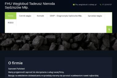 FHU Węglobud Tadeusz Nieroda - Ekogroszek Sędziszów Małopolski