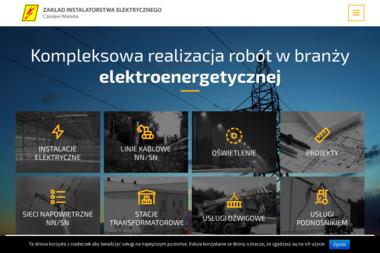 Zakład Instalatorstwa Elektrycznego Czesław Wieleba - Elektryk Borownica