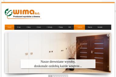 WIMA - Okna drewniane Piotrków Trybunalski