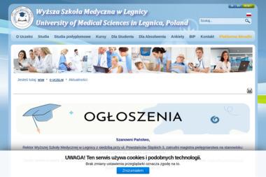 Wyższa Szkoła Medyczna w Legnicy - Udzielanie Pierwszej Pomocy Legnica
