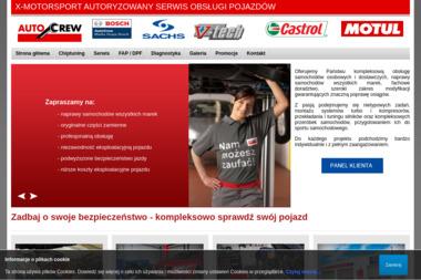 AUTO-CREW X-Motorsport - Mechanik Bydgoszcz