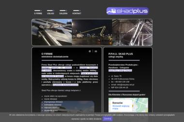 Skad Plus Usługi Zwyżką - Czyszczenie Elewacji Kolbuszowa Dolna