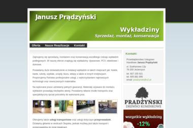 Przedsiębiorstwo Usługowo Handlowe Janusz Prądzyński - Wykładziny Jezierzyce