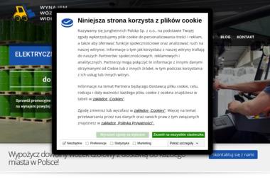 Jungheinrich Polska Sp. z o.o. - Wózki widłowe Ożarów Mazowiecki