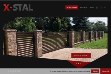 X-STAL - Nowoczesne Ogrodzenia Kute Wieliczka