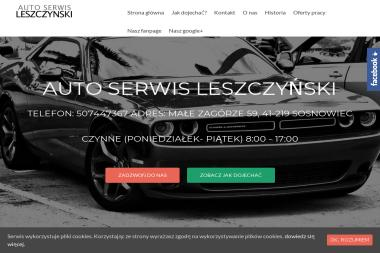 Auto Serwis Leszczyński - Mechanik Sosnowiec