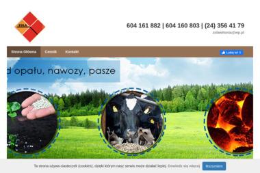 Giełda Rolna ZOLA - Opał Witonia