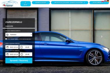 4T-RENTCAR - Wypożyczalnia samochodów Świętochłowice