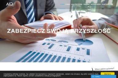 AIO Ubezpieczenia i Finanse - Ubezpieczenia OC Łomża