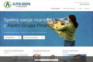 Alpen Grupa - Leasing Toruń