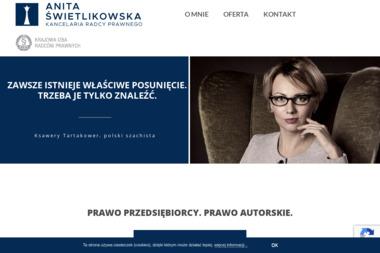 Kancelaria Radcy Prawnego Anita Świetlikowska - Adwokat Gdynia