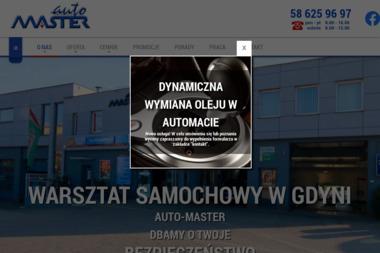 Auto Master - Elektryk samochodowy Gdynia