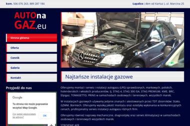 Auto Max - Elektryk samochodowy Łapalice