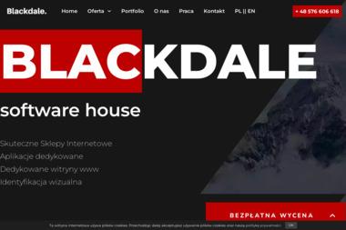 Blackdale - Reklama internetowa Warszawa