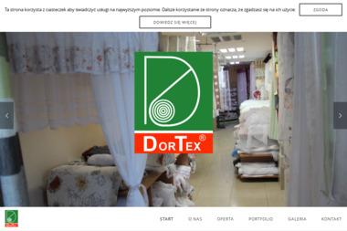 DORTEX - Sprzedaż Tkanin Bydgoszcz