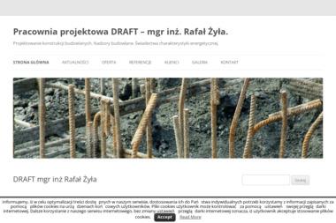 DRAFT - Projektowanie konstrukcji stalowych Gliwice