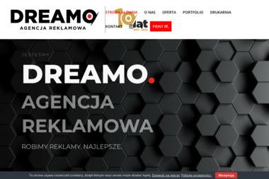 DREAMO Agencja Reklamowa - Identyfikacja wizualna Chorzelów