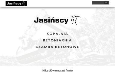 Jasińscy - Ziemia ogrodowa Sołtyków