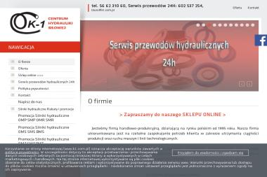 K-1 s.c. - Sprzedaż Artykułów Hydraulicznych Toruń