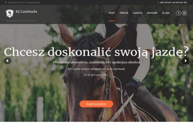 KJ Lambada - Stajnia Częstochowa