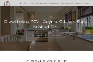 Krisbud PHU - Okna drewniane Gdynia