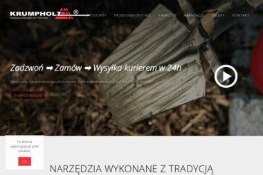 ul Krumpholz Polska - Narzędzia Wyry