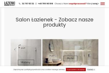 Łazienki Murlowscy Murlowska Zofia - Wyposażenie łazienki Tarnowskie Góry