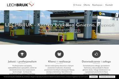 P.P.H.U. LECHBRUK - Kostka betonowa Gniezno