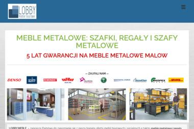 Lobby Meble Katowice - Regały magazynowe Katowice