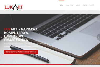 LUKART - Naprawa komputerów Płońsk