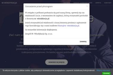 M-windykacja Spółka z o.o. - Windykacja Suwałki
