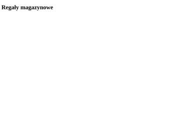 MAG-COMPLEX - Regały magazynowe Pelplin