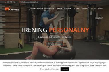 Mariposa personal studio - Siłownia Kielce