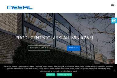 MESAL Sp. z o.o. - Sprzedaż Okien Aluminiowych Lublin